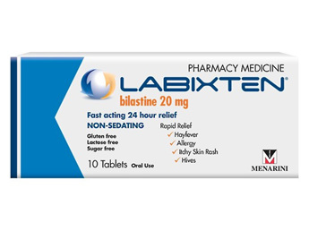Labixten 20mg 10 Tablets