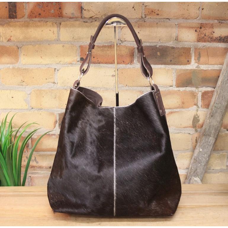 Ladies Handbag, Handbag, Cowhide