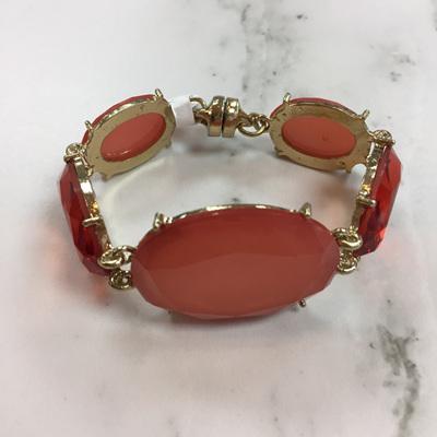 Lady Gem Magnetic Bracelet - Amber WAS $24.90