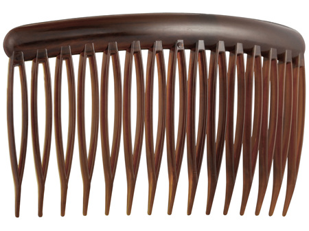 Lady Jayne Large Shell Side Combs - 2 Pk