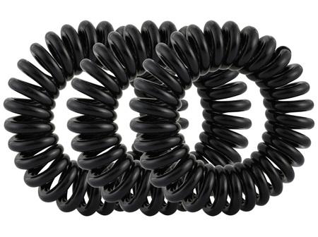 Lady Jayne Style Guards Black Kink Free Spirals - 8 Pk