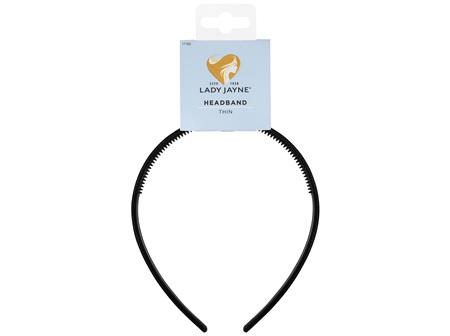 Lady Jayne Thin Velvet Headband