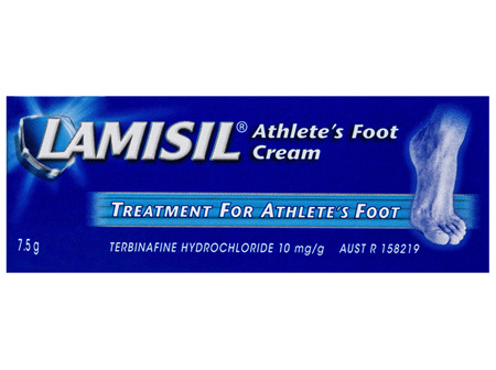 Lamisil Athletes Foot Cream 7.5g