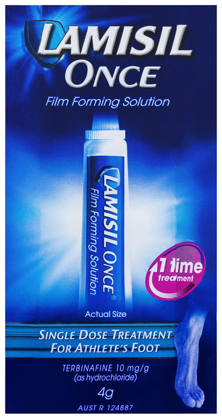 Lamisil Once Film Forming Solution 4g
