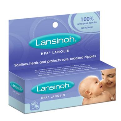 LANSINOH Nipple Emollient 50g