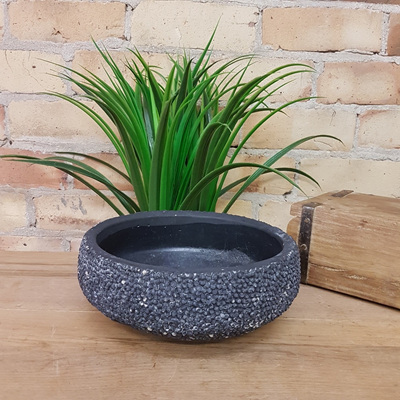 Lanuola Bowl - Charcoal Small