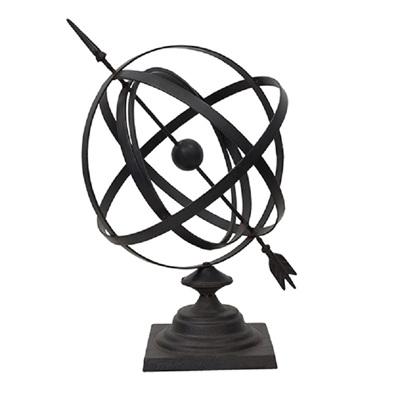 Large Iron Sphere