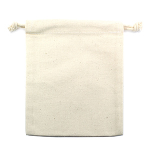Large Thick Cotton Canvas Drawstring Bag Games and Hobbies New Zealand NZ