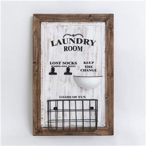 Laundry Story Wall Art