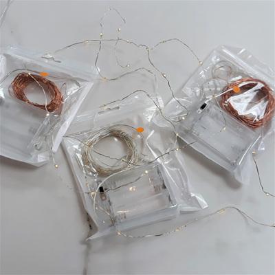 LED Seed Lights - 5m Copper