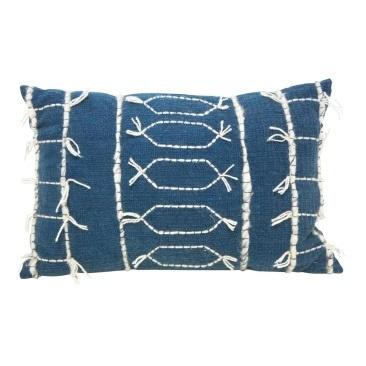 Levis Cushion - Washed Denim 40x60cm