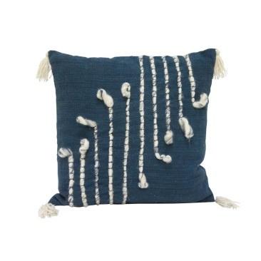Levis Cushion - Washed Denim 45x45cm