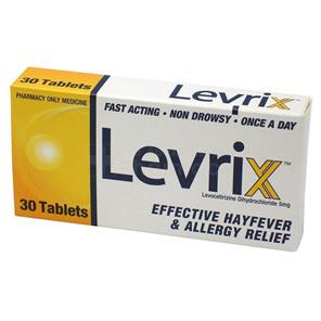 Levrix 5mg Tablets 30