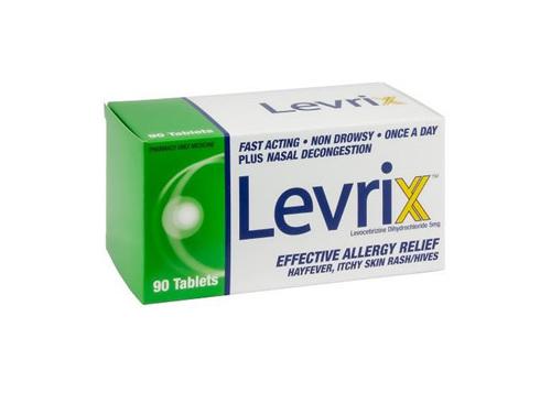 Levrix 5mg Tablets 90
