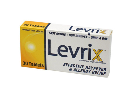 Levrix Tablets 5mg 30