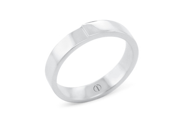 LIDZ DELICATE MENS WEDDING RING