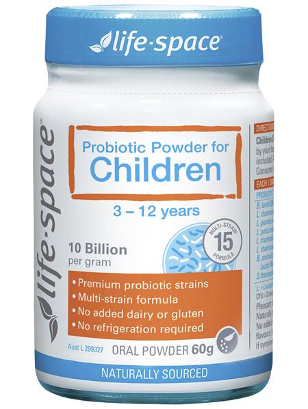 Life-Space Probiotic Powder for Children 60g
