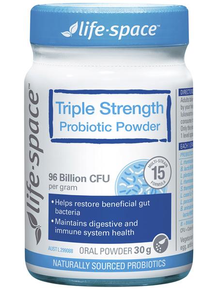 Life-Space Triple Strength Probiotic Oral Powder 30g