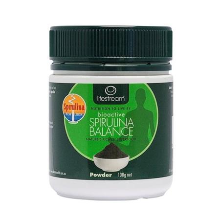 LIFESTREAM Bioactive Spirulina Balance 100g