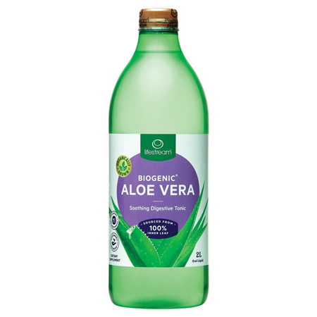 LIFESTREAM Biogenic Aloe Vera 2L Tonic