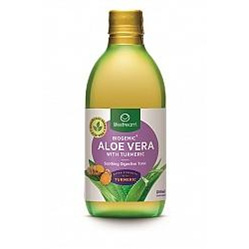LIFESTREAM Biogenic Aloe Vera Tonic + Turmeric 500ml