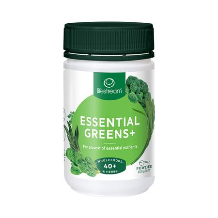 LIFESTREAM Essential Greens Powder 300g
