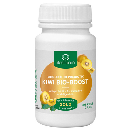 LIFESTREAM Kiwi Bio-Boost 30Vcaps