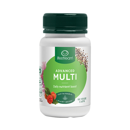 LIFESTREAM Natures Multi Advanced 60caps