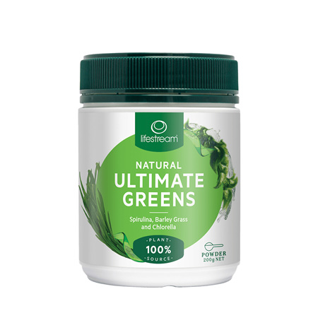 LIFESTREAM Ultimate Greens 100g