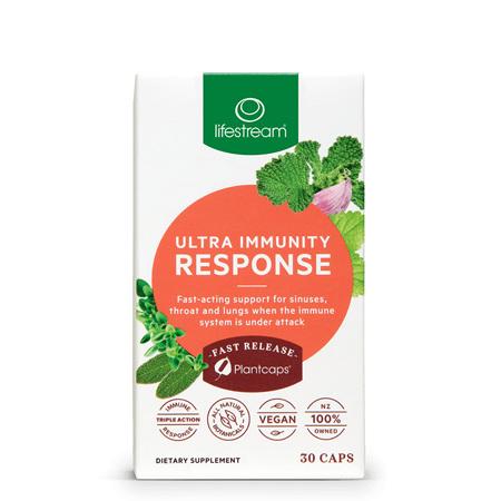 LIFESTREAM Ultra Immunity Response 30caps