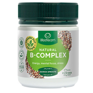 LIFESTREAM Vitamin B-Complex 60g