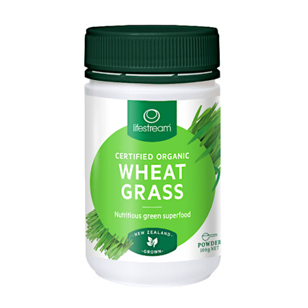 LIFESTREAM Wheat Grass 100g