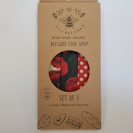 Lily Bee Wraps Set Of 3