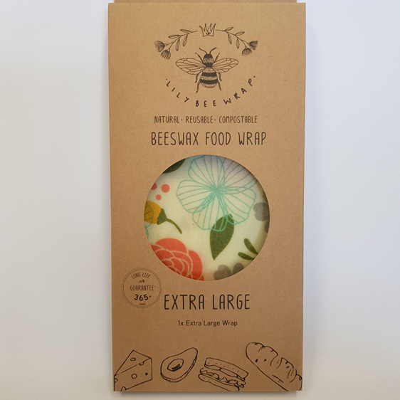 Lily Bee Wraps Xtra Large Single