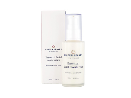 Linden Leaves Essential Facial Moisturiser 100mL