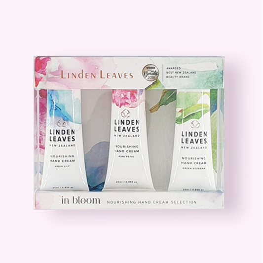 Linden Leaves hand cream