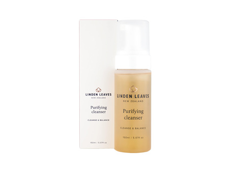Linden Leaves Purifying Cleanser 150mL