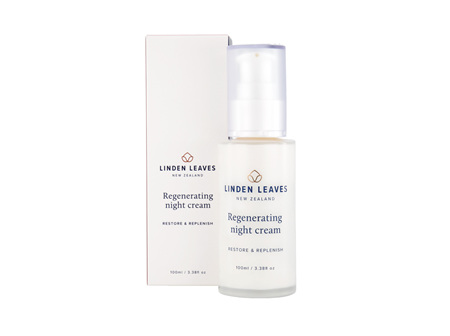 Linden Leaves Regenerating Night Cream 100mL