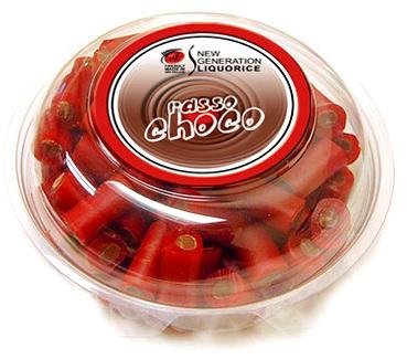 Liquorice Delights Raspberry and Chocolate