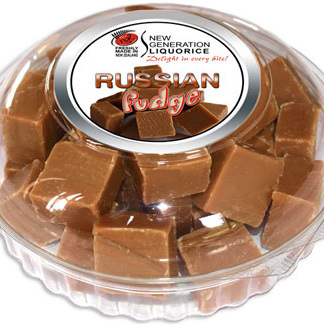 Russian Fudge