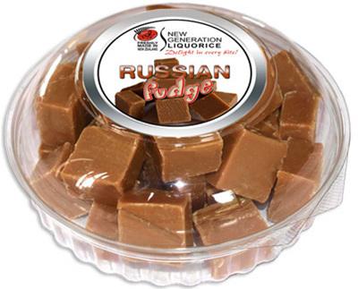 Liquorice Delights Russian Fudge