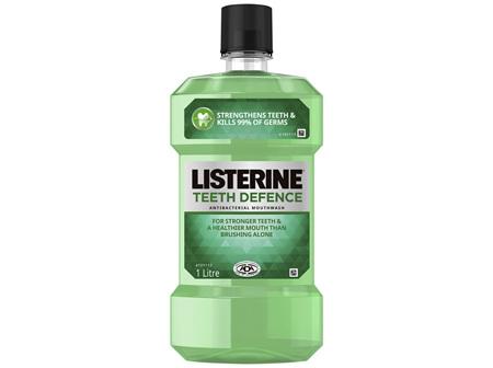 Listerine Teeth Defence Mouthwash 1L
