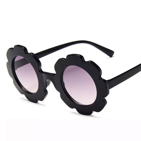 Little Miss Sunglasses - Black