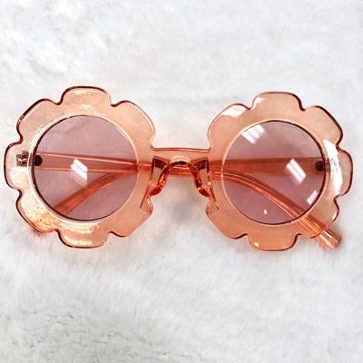 Little Miss Sunglasses - Rosy