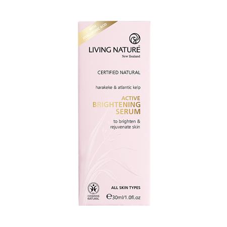 LIVING NATURE Active Brightening Serum 30ml