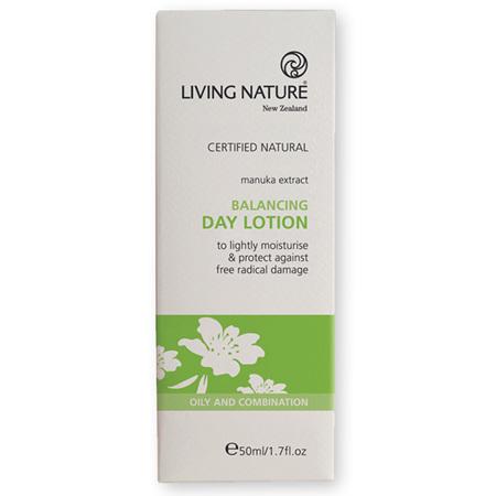 LIVING NATURE Balancing Day Lotion 50ml