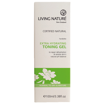 LIVING NATURE Extra Hydrating Gel 100ml