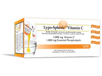Livon Lypo-Spheric Vitamin C 30s