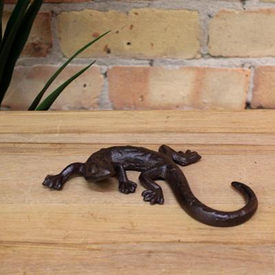 Lizard Cast Iron Large