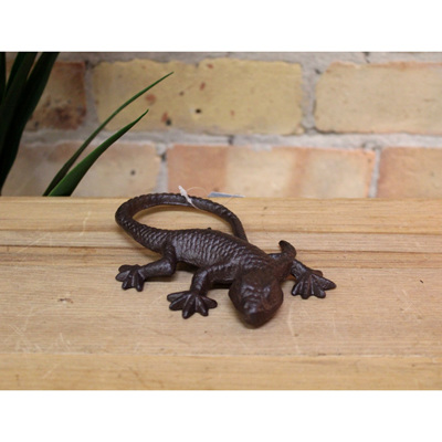 Lizard Cast Iron Small